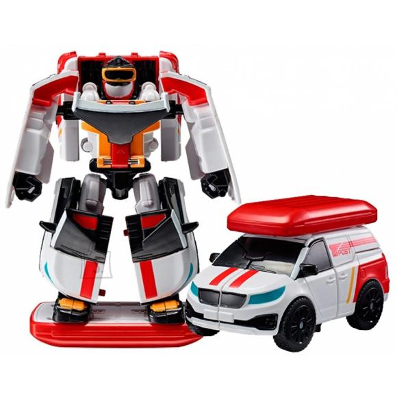 YOUNG TOYS TOBOT Mini Tobot V figuur