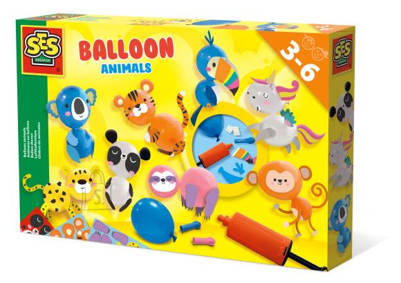 Ses SES Õhupallid - loomad