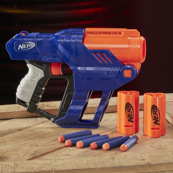 Nerf HASBRO NERF Elite Shellstrike DS 6 relv