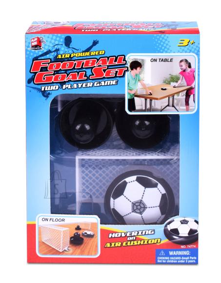 PLAYMIND Õhkmootoriga jalgpalli mängukomplekt
