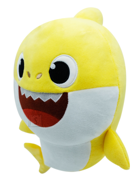 SMART PLAY BABY SHARK Pehme mänguasi Baby Shark helidega 35 cm