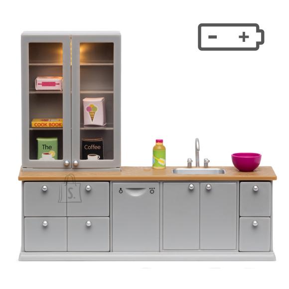 Lundby LUNDBY köögi mööbel kraanikausiga