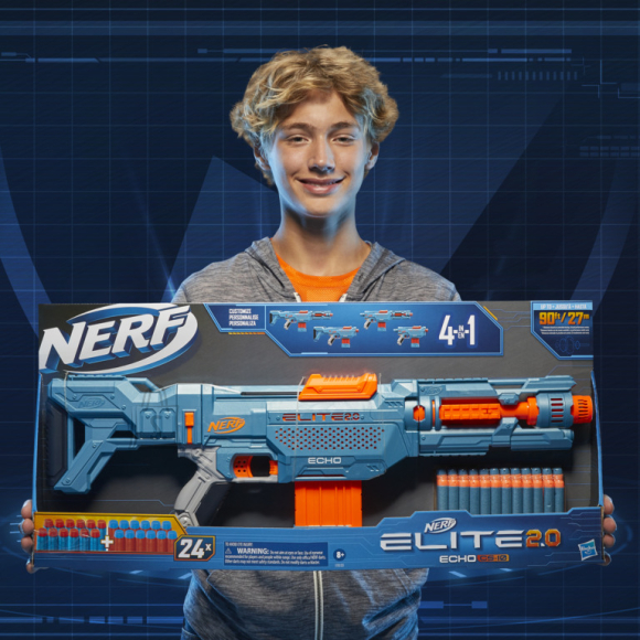 Nerf HASBRO NERF Elite 2.0 Echo CS 10