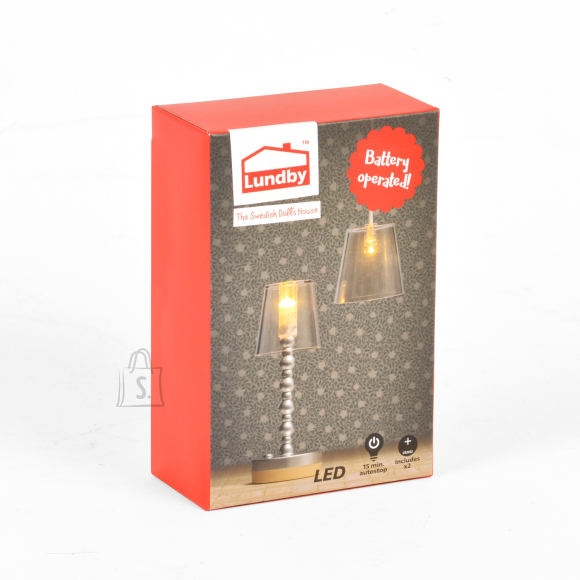 Lundby LUNDBY lampide komplekt