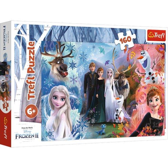 Frozen TREFL Pusle 160 Frozen 2
