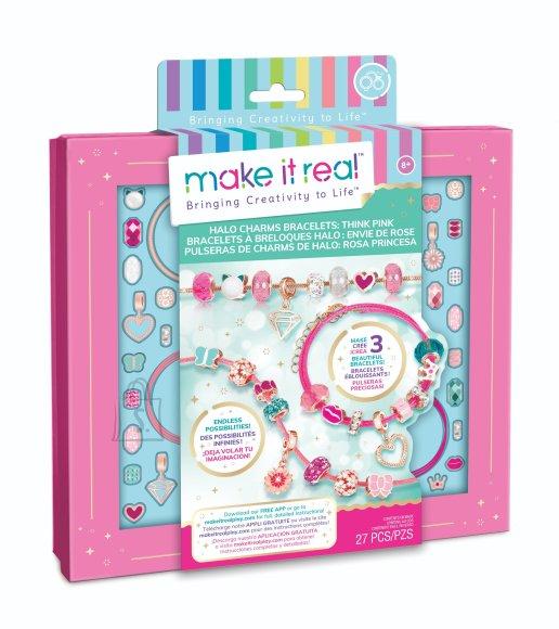 """Make It Real MAKE IT REAL K��sit����komplekt - K��ev��rud """"Roosa Maailm"""""""