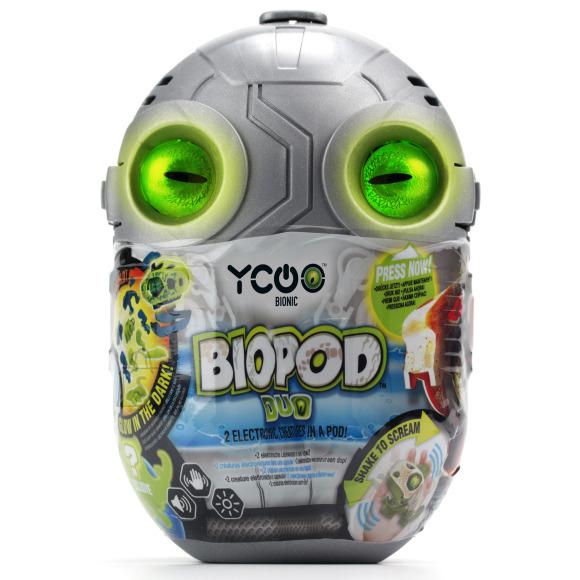 Silverlit SILVERLIT YCOO Biopod duo, 13 cm