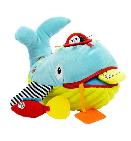 DOLCE TOYS pehme arendav mänguasi vaal Wallie