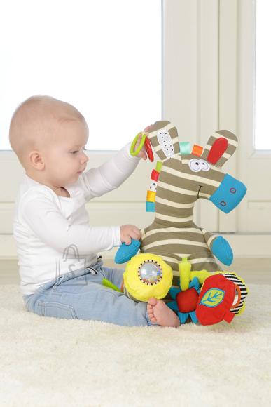 DOLCE TOYS pehme arendav mänguasi Sebra Zeddy
