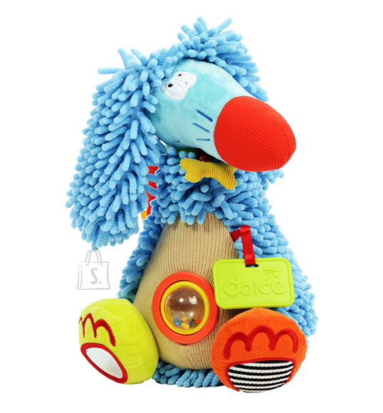 DOLCE TOYS pehme arendav mänguasi afgaani hagijas Alfonso