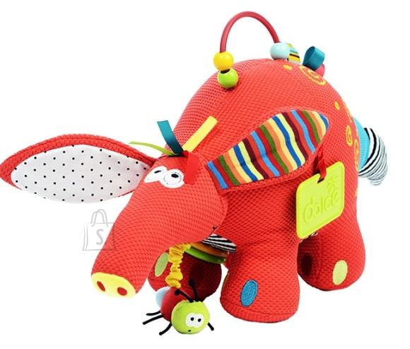 DOLCE TOYS pehme arendav mänguasi tuhnik Antoine