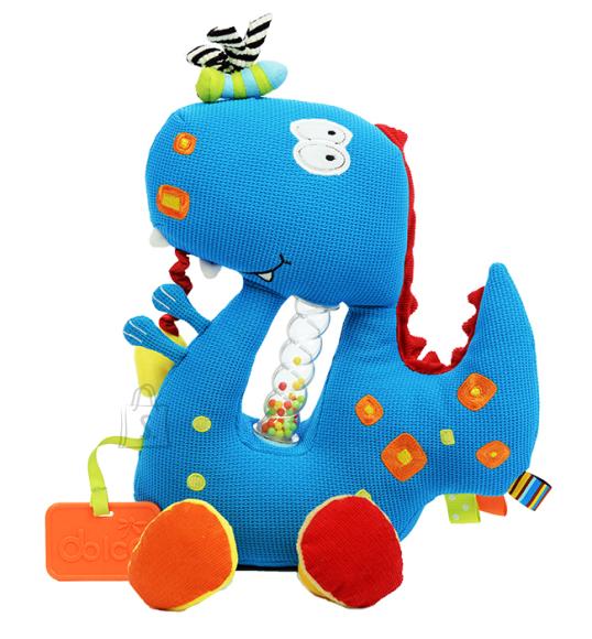 DOLCE TOYS pehme arendav mänguasi dinosaurus Diego
