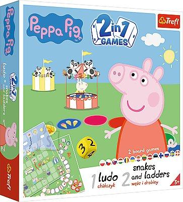 Peppa Pig PEPPA PIG lauam��ng 2 in 1 P��rsas Peppa