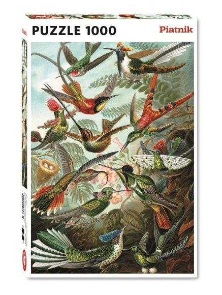 Piatnik PIATNIK Pusle 1000 Haeckel Kolibrid