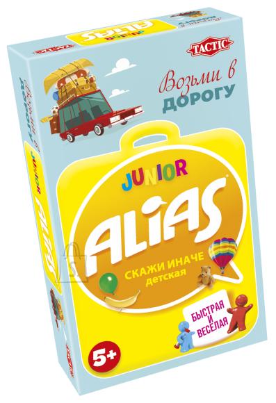 Tactic TACTIC Lauam��ng Junior Alias Travel (vene keeles)