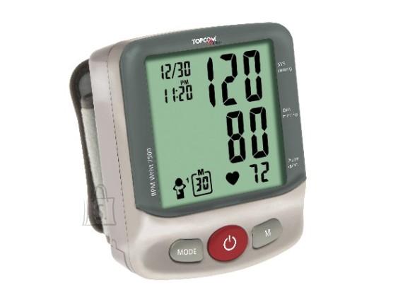 Topcom vererõhumõõtja WRIST 7500