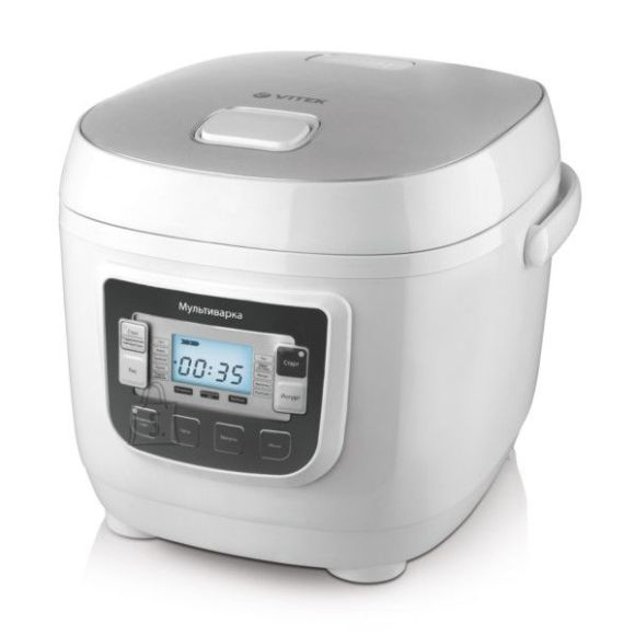 Vitek VT 4204 multifunktsionaalne toiduvalmistaja