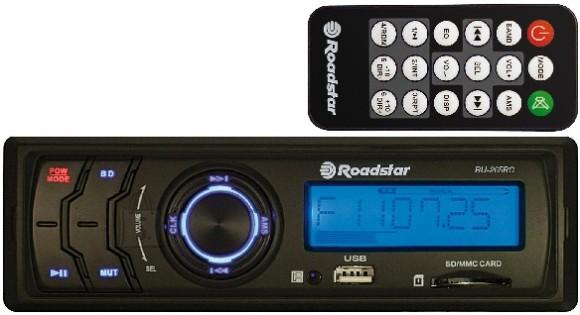 Roadstar RU-265 RC autoraadio