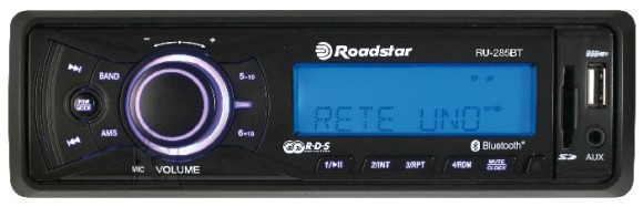 Roadstar RU-285 BT autoraadio
