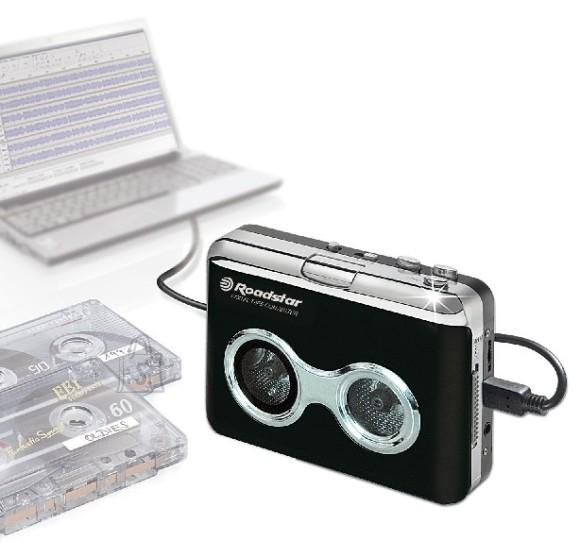 Roadstar PST 100ENC kassettpleier