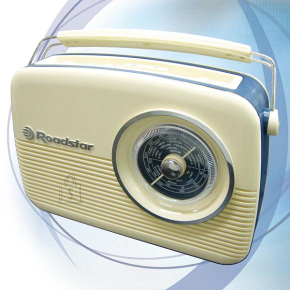 Roadstar TRA-1957 kaasaskantav raadio