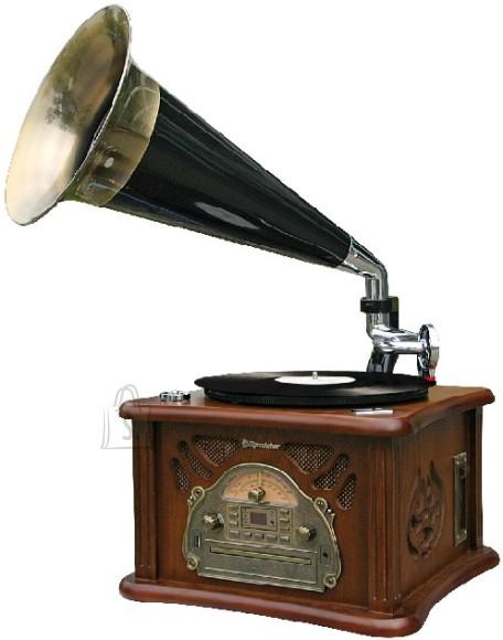 Roadstar HIF-1850 retro-muusikakeskus