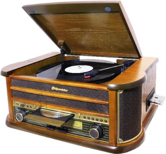 Roadstar HIF-1893 TUMPK retro-muusikakeskus