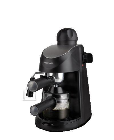 Maxwell poolautomaatne espresso/cappuccino kohvimasin