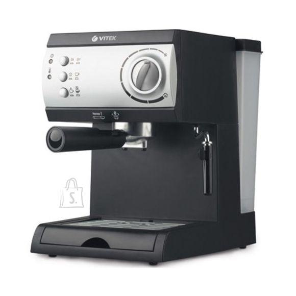 Vitek VT-1511 poolautomaatne espresso kohvimasin