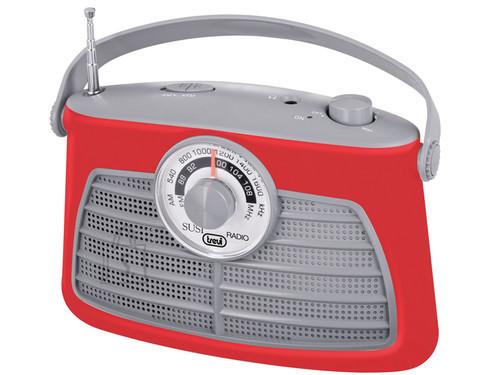 Trevi RA 763 kaasaskantav retro raadio