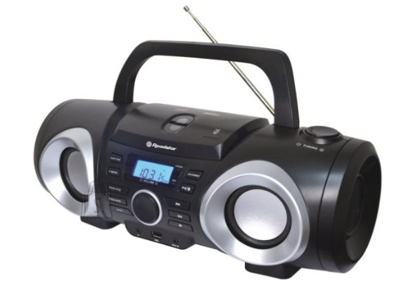 Roadstar stereoraadio CDR-265