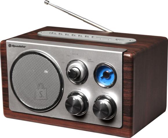 Roadstar raadio HRA-1345 US/WD
