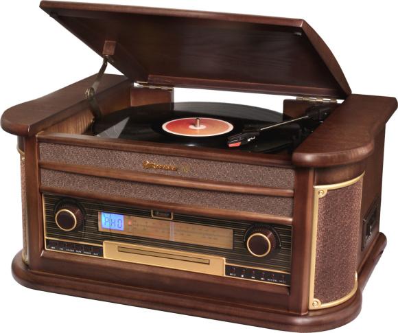Roadstar muusikakeskus-raadio HIF-1896 BT