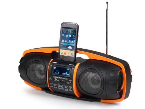 AudioSonic muusikakeskus-raadio