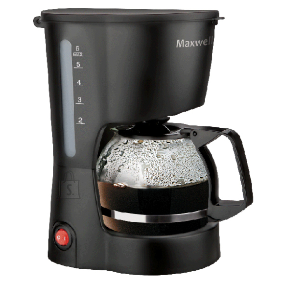 Maxwell MW-1657 filterkohvimasin