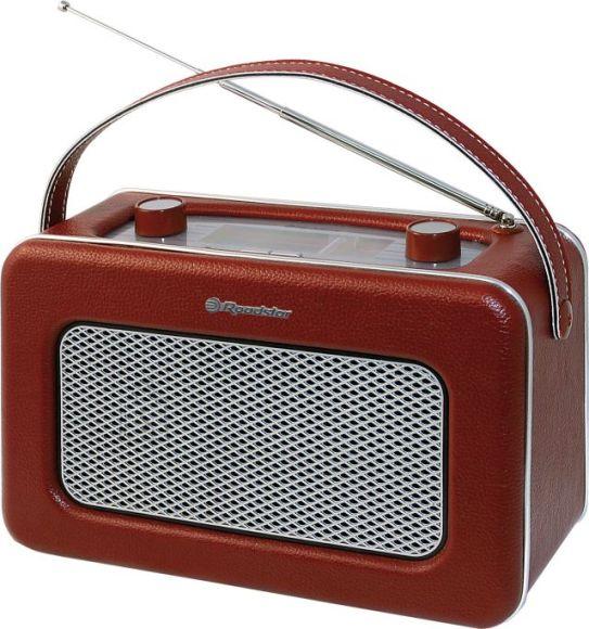 Roadstar TRA-1958 retrostiilis lauaraadio