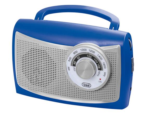 Trevi RA 761 kaasaskantav raadio