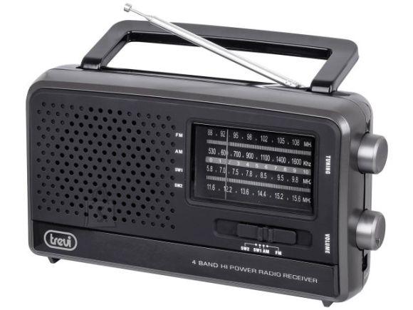 Trevi MB 746 kaasaskantav raadio