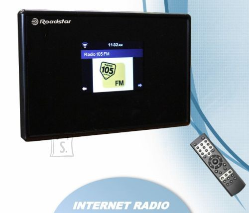 Roadstar INTERNETIRAADIO ADAPTER I-RX-16BT