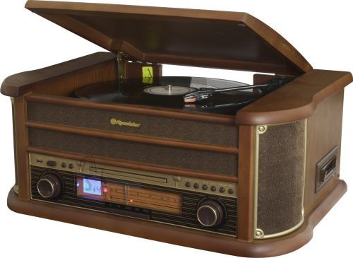 Roadstar retro muusikakeskus-raadio HIF-1993 BT