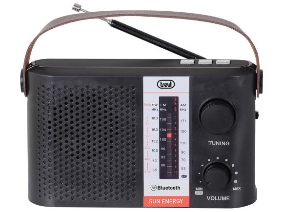 Trevi Raadio päikesepatareiga RA 7F25