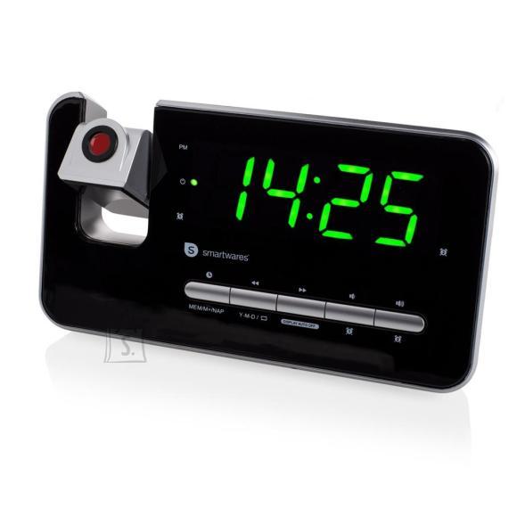 Smartwares CL 1492 projektoriga kellraadio