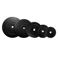 inSPORTline Tsemendist tõstekangi raskuste komplekt 2x1.25-15 kg