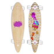 Street Surfing Pikamaasõidu rula Woods 116 cm