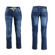 W-Tec naiste mootorratta teksapüksid B-2012