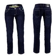 W-Tec naiste mootorratta teksapüksid C-2011 sinine