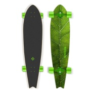 Street Surfing pikamaasõidu rula Fishtail - The Leaf 42""