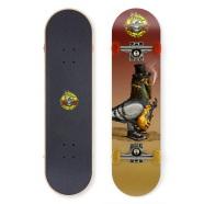 """Street Surfing Pargirula Street Skate 31"""" Street N Roses"""
