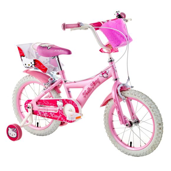 "laste jalgratas Hello Kitty Cutie 16"""