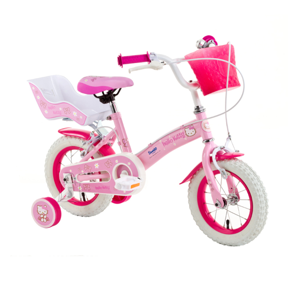 Laste jalgratas Hello Kitty Princess 12""